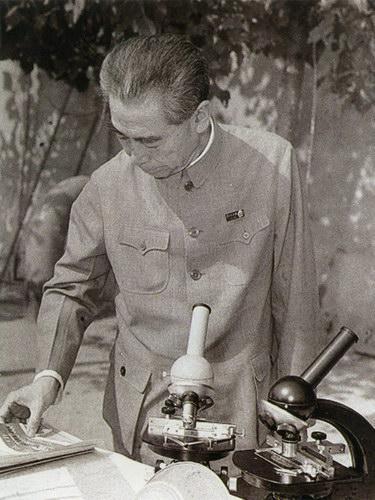 """曲格平:周总理""""逼""""出了新中国第一代环保人 - longxinlei843 - 龙树勇:青山碧水!蓝天白云!"""