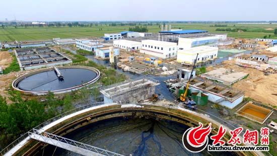 【突发】山东滨州高新区污水处理厂原料仓库爆炸
