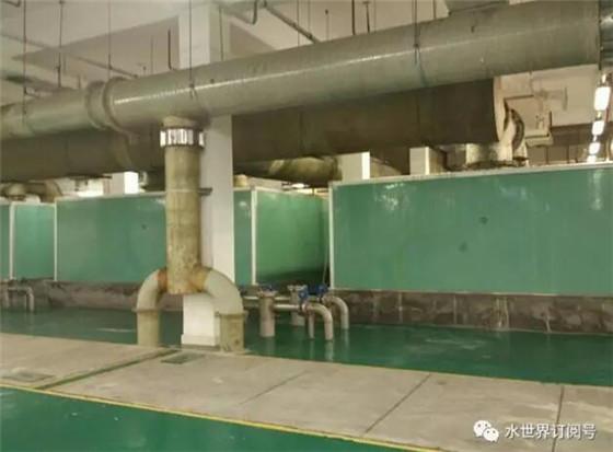 技术考察:首座地埋式MBR膜污水处理厂 京溪地下