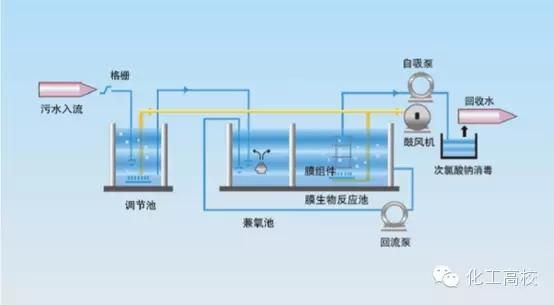 中国焦化_综合74种污水处理废水处理典型工艺流程图及介绍-中国水网
