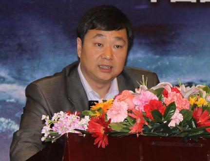 天津创业环保股份副总 李玉庆