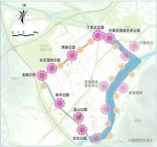 青岛高新区道路规划图