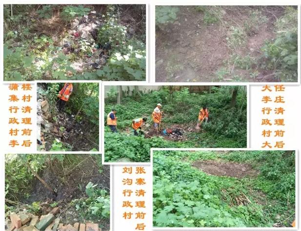 劲旅环境【太和劲旅】农村陈年存量垃圾治理工作简报