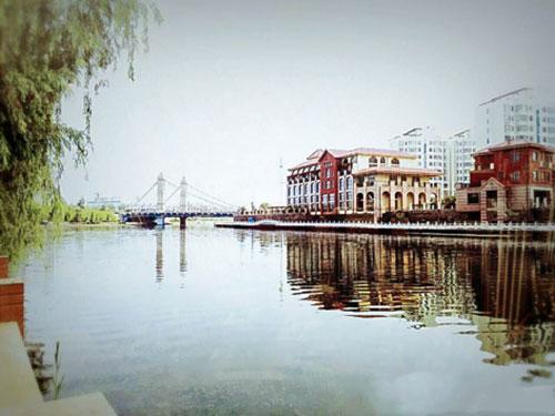 临沂市城市中心水环境综合治理项目