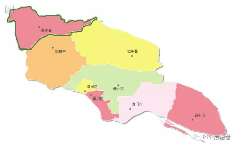 江苏海安地图高清版
