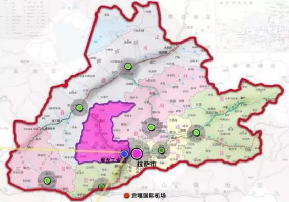 北控水务西藏堆龙德庆工业园区污水处理厂工程BOT项目落地