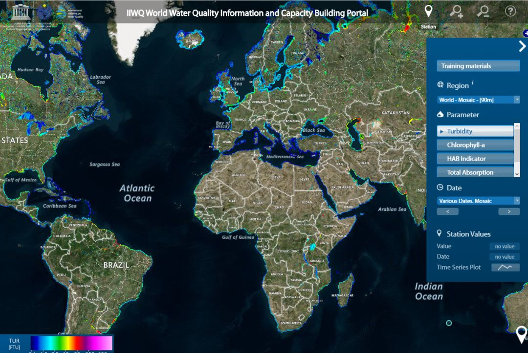 世界首个全球水质监测网站能带给我们什么?