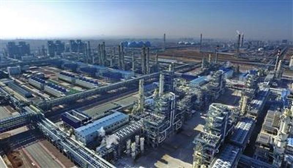 """亚洲最大工业废水处理项目全流程打通 实现高盐废水""""零排放"""""""
