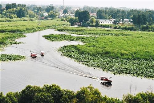 建立流域跨界水污染防治工作机制 京津冀携手呵