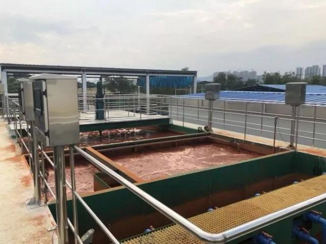 中信环境技术小虎岛污水厂获广州市政府百万资金扶持
