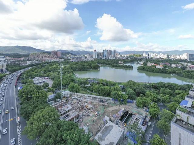 采用MBR工艺福州市首座分散式地下污水处理站正式通水