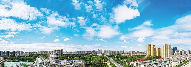 """潍坊制定出台《""""决胜2020""""污染"""