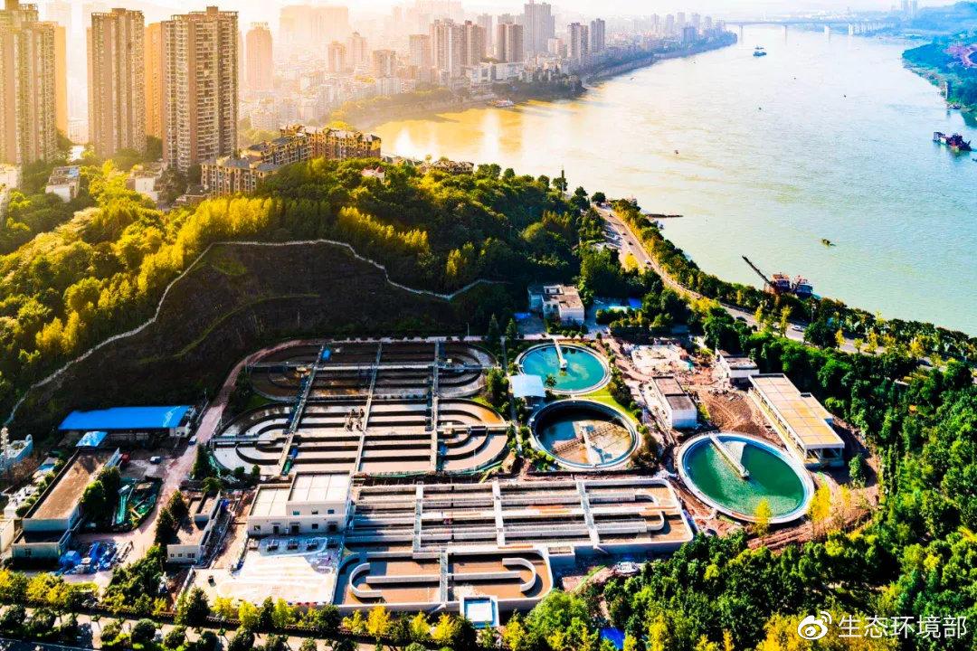 重庆巴南区污水处理厂