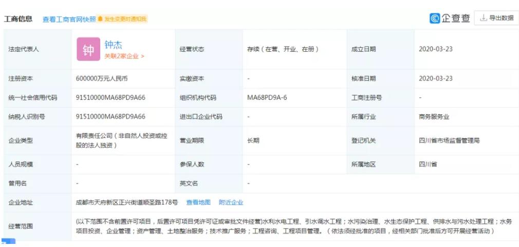 回头草?还是意已决?注册资本60亿的四川省水利发展集团挂牌成立插图(2)