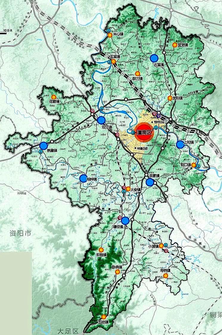 潼南区涪江流域水环境综合治理PPP项目