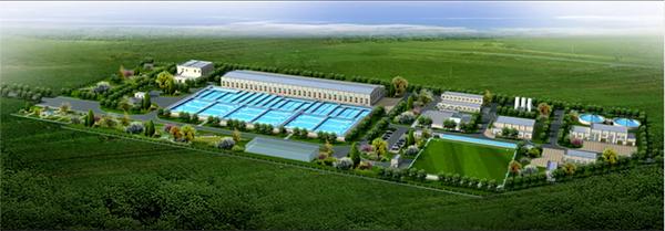 图丨河东污水处理厂及再生水项目改扩建工程