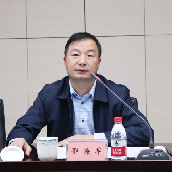 中建三局与江苏省城镇供水安全保障中心签署战略合作协议