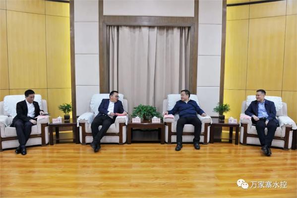 万家寨水务控股集团与中铁十局集团签署战略合作框架协议
