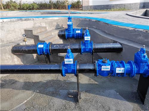 合肥供水集团新建供水管道工培训基地 即将投入使用