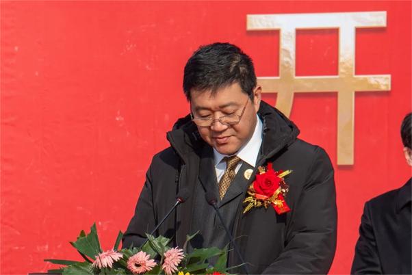 國惠環境:高密市污泥處置綜合利用項目正式開工奠基