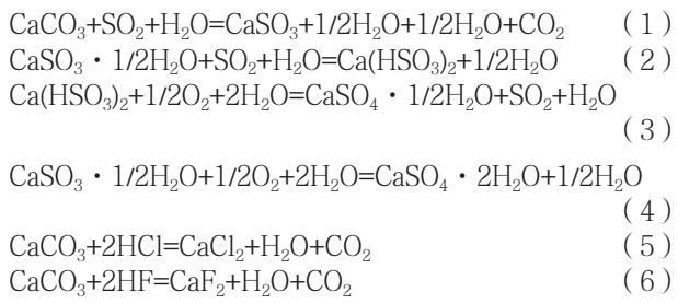 工业污泥焚烧烟气处理的脱酸系统分析