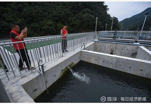 北控水务副总裁刘伟岩:应致力于提高再生水利用率