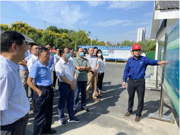 三峡集团与安徽省共商推进城市多源污泥处理处置工作