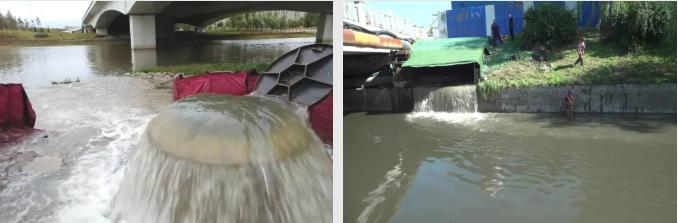 雨水净,才有河湖清丨中持积极布局溢流污染治理